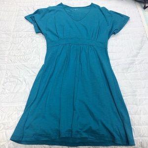 Garnet Hill blue dress